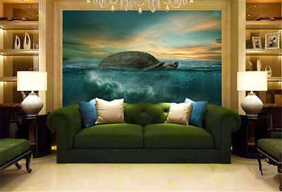 Gloomy Slight Light 3D Full Wall Mural Photo Wallpaper Printing Home Kids Decor