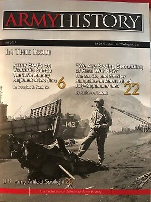 ARMY HISTORY Magazine - Fall 2017 - US Army at Iwo Jima