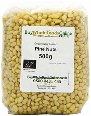 Buy Whole Foods Organic Pine Nuts 500 g