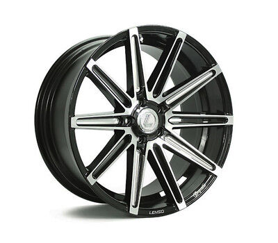 MAZDA MAZDA6 2013 TO CURRENT WHEELS PACKAGE: 20x8.5 20x9.5 Lenso Conquista 8 CQ8