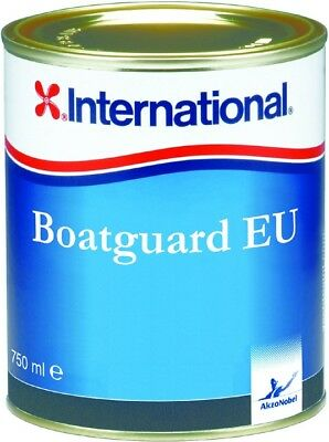 Antifouling Saisonnier Boatguard Eu Noir 0.75L International