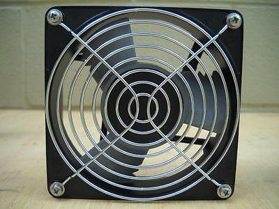 """Set of 2 Comair Rotron Whisper XL WX3H1 Cooling Muffin Fans 230V 4-3/4"""" Tested"""
