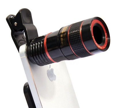 HD360 Zoom Telescope Transform Your Phone Into Professional Quality Camera Gift