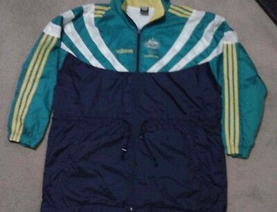 96 Atlanta Olympics AUSTRALIA adidas JACKET Athlete player issue jersey shirt
