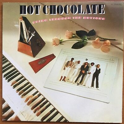 Hot Chocolade - Lp