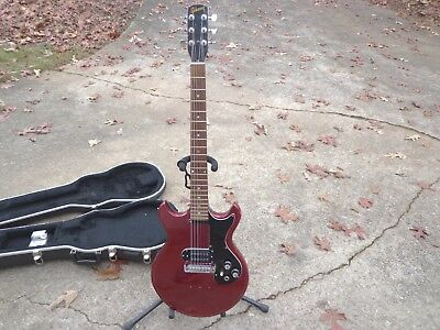 Gibson 1965/1968  Vintage Melody Maker - Super Cool--Humbucker Modified For Rock