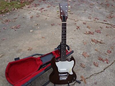 1966-1969 Gibson SG Melody Maker--Super Sharp Guitar---All Original-