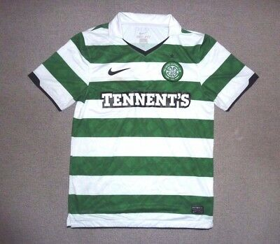 extra large  Glasgow CELTIC FC football shirt 2010 Home Top Soccer Jersey Maglia