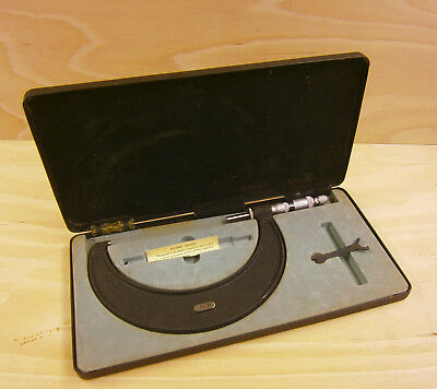 Moore & Wright Micrometer. 5 - 6''. No. 966