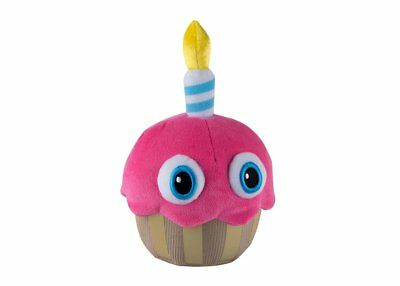 """FNAF Five Nights At Freddy's CUPCAKE PLUSH 7"""" Series 2 FUNKO AUTHENTIC NEW"""