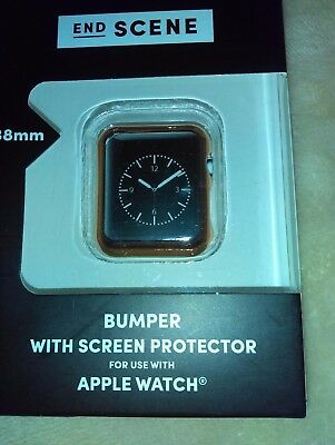 Apple Watch Bumper with screen protector 38mm