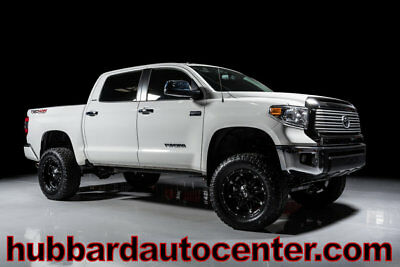 """2017 Toyota Tundra Brand new Pro-Comp 6"""" lift, 20"""" Fuel Wheels and 35 2017 Toyota Tundra Limited CrewMax, New 6"""