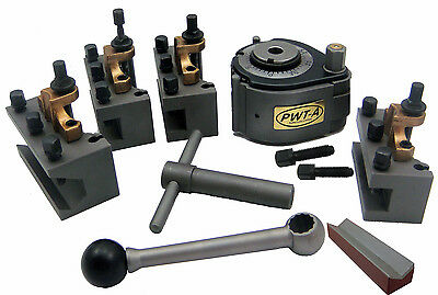 40 position Quick Change Tool Post system Multifix QCTP size A
