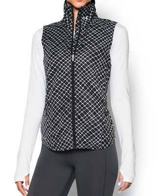 Under Armour Womens Print Layered Up Storm Vest