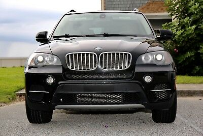 2011 BMW X5 xDrive35d Sport Utility 4-Door 2011 BMW X5 35D DIESEL AWD NAV PANO ROOF RUNNING BOARDS