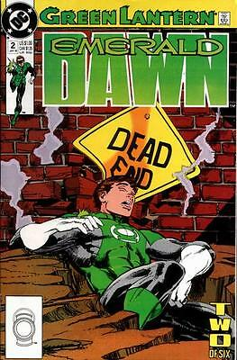 Green Lantern Emerald Dawn #2 (1990) DC Comics