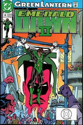 Green Lantern Emerald Dawn II #4 (1991) DC Comics
