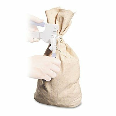 MMF Industries Cloth Silver Bag 19in.H x 12in.W