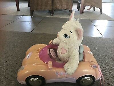 Baby born pink car by zapf creations.