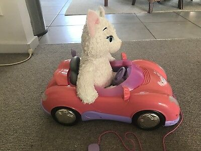 Baby born pink car by zapf creations