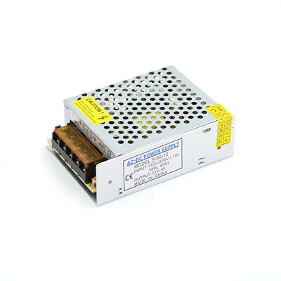 New 60W Switching Switch Power Supply Driver for LED Strip Light DC 12V 5A、