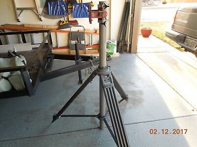 Two Dutch Hill Heavy Duty Fiberglass Tripods MIL3300