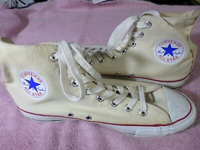 """Converse All Star - """" Chuck Taylor """" - (Made In U.s.a.) - Size 9"""