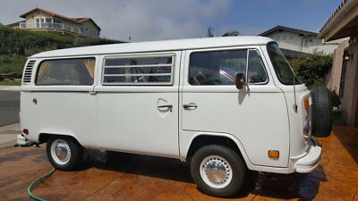 1977 Volkswagen Bus/Vanagon  REDUCED updated '77 VW Bus/Vanagon Westfalia, Smogged, roof racks avail