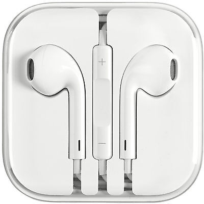 New Earphones Headphones With Remote & Mic For iPhone 6S 6 Plus 5 5S 4