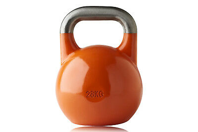 Competition Pro Grade Kettlebell - 28kg