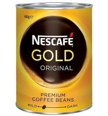 Nescafe Original Gold Coffee 440gm