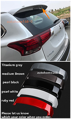 painted  Factory Style Spoiler Wing for 2013-2017 Mitsubishi Outlander Spoiler