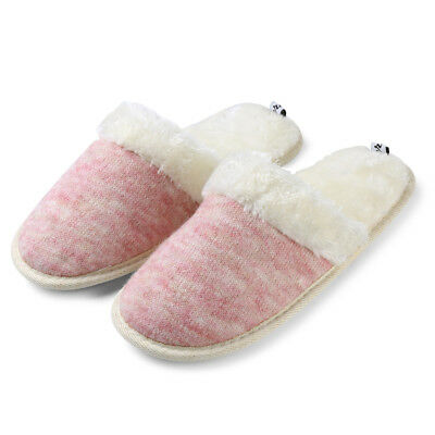 24b6f77348aa Aerusi Girl Winter Indoor Shoes House Warm Soft Clogs Plush Slipper Size  6-10
