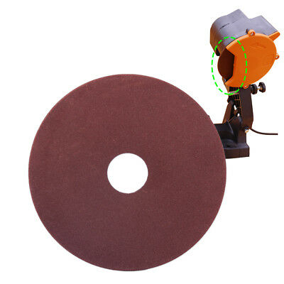"105mm x 22mm Grinding Wheel Disc for 3/8"" 325 Pitch Chainsaw Sharpener Grinder"