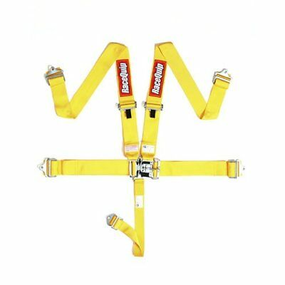 L & L 5Pt Harness Set Yel