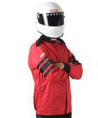 Sfi-1 1-L Jacket  Red Lar