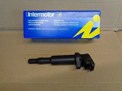 New Genuine Intermotor 12846 Ignition Coil Bmw 1 2 3 Series 12137550012 (2)