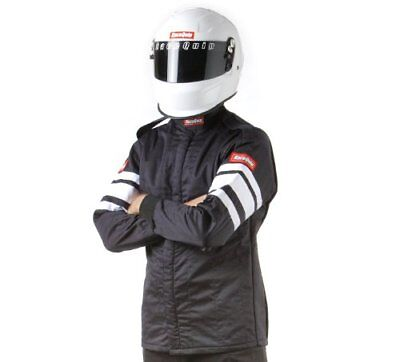 Sfi-5 Jacket Black Large