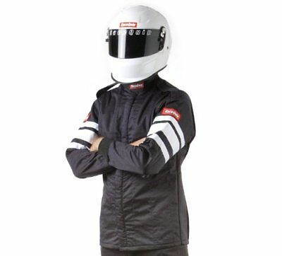 Sfi-5 Jacket Black 2X-Lar