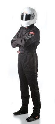 Sfi-1 1-L Suit  Black 2X-