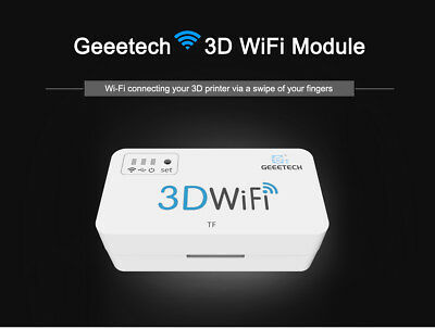 Geeetech 3D WiFi-Modul cloud-based control 3D Drucker like Anet A8, Anycubic-I3
