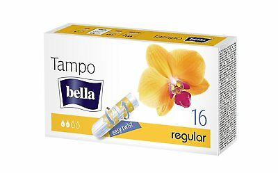 Bella Regular Easy Twist Tampo   16 Pieces   Tampons   Free Shipping