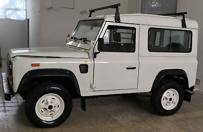 1987 Land Rover Defender  1987 Land Rover Defender