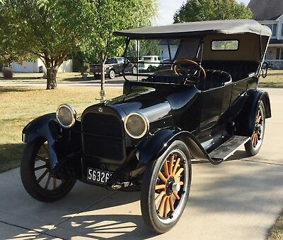 1921 Dodge Other  1921 Dodge Brothers Touring
