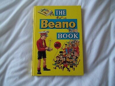 Vintage 1967 The Beano Book Annual Beautiful Condition