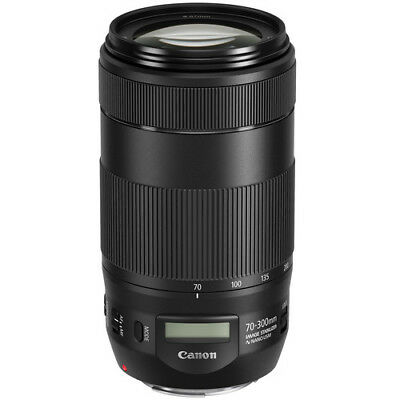 Canon EF 70-300mm f/4-5.6 IS II USM Lens for Canon Digital SLR Cameras - *NEW*