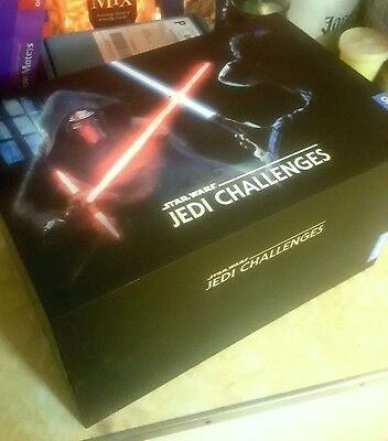 NEW Star Wars Jedi Challenges Headset with Lightsaber ControllerTracking Beacon