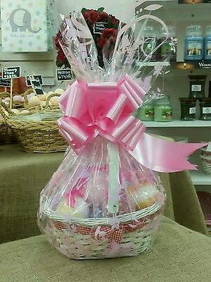 Bath Bombs 10 Large 130G Hand Made Bath Bombs Gorgeous Fragrances In Gift Basket