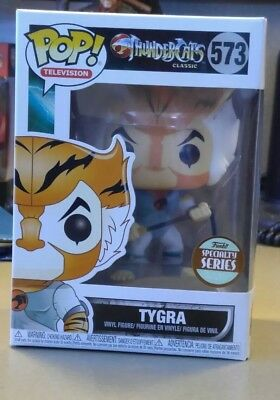 Funko Pop! TV: Thundercats - Tygra 573 Specialty Series