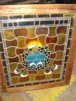 Gorgeousl Jeweled. Stained Glass Antique Stain Glass Windows Price for set